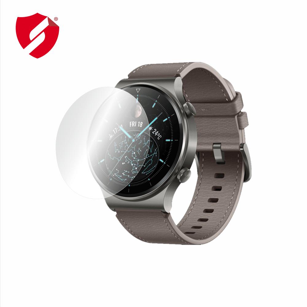 Folie de protectie Smart Protection Smartwatch Huawei Watch GT 2 PRO - 2buc x folie display imagine