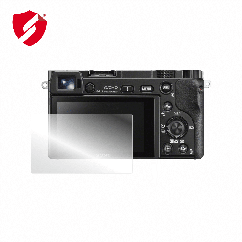 Folie de protectie Smart Protection Mirrorless Sony Alpha A6000 YB - 2buc x folie display imagine