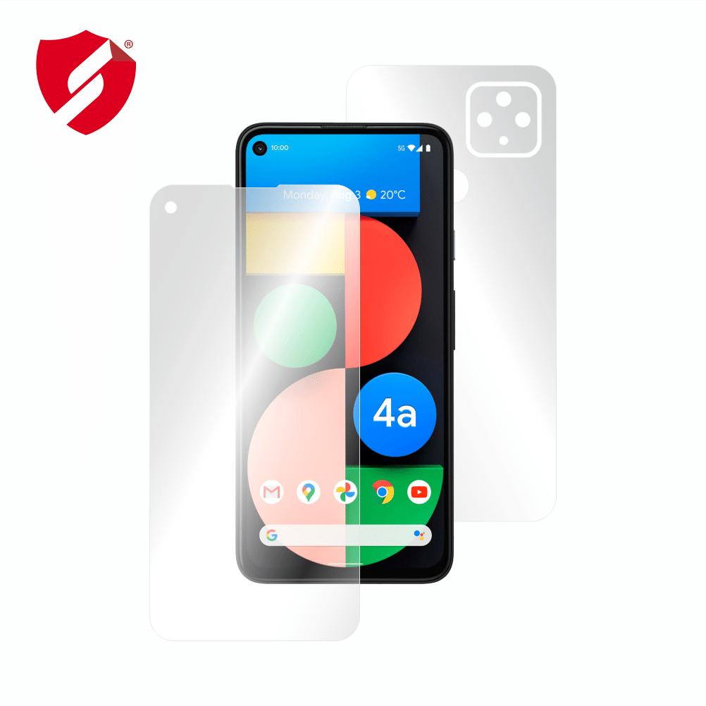 Folie de protectie Smart Protection Google Pixel 4a 5G - fullbody-display-si-spate imagine