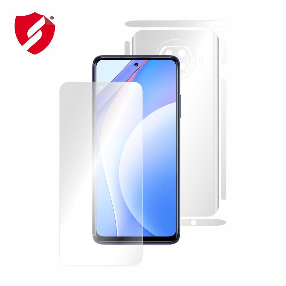 Folie protectie Smart Protection Xiaomi Mi 10T Lite 5G - fullbody - display + spate + laterale imagine