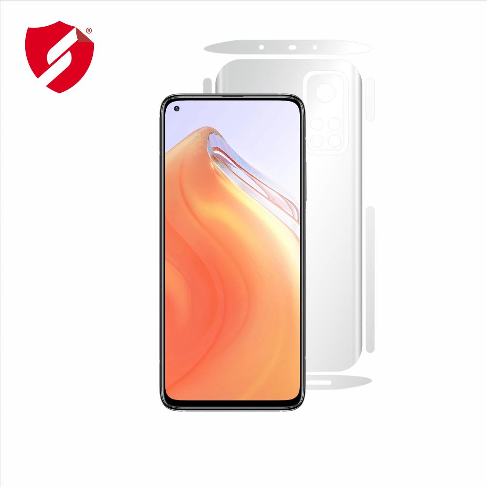 Folie AntiReflex Mata Smart Protection Xiaomi Mi 10T 5G - doar-spate+laterale imagine