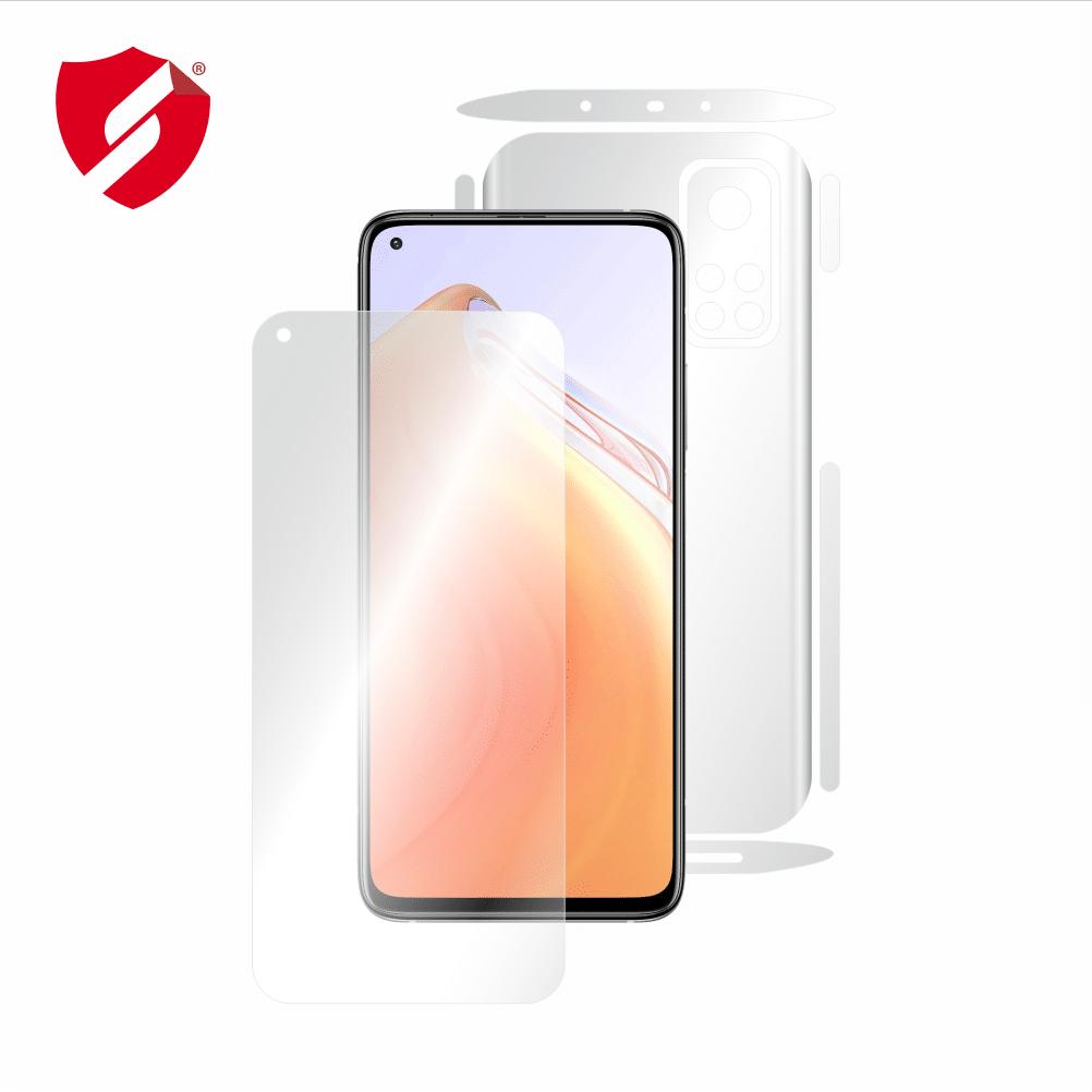 Folie AntiReflex Mata Smart Protection Xiaomi Mi 10T 5G - fullbody - display + spate + laterale imagine
