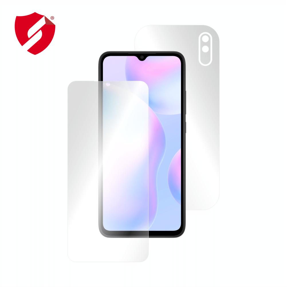 Folie protectie Smart Protection Xiaomi Redmi 9A - fullbody-display-si-spate imagine