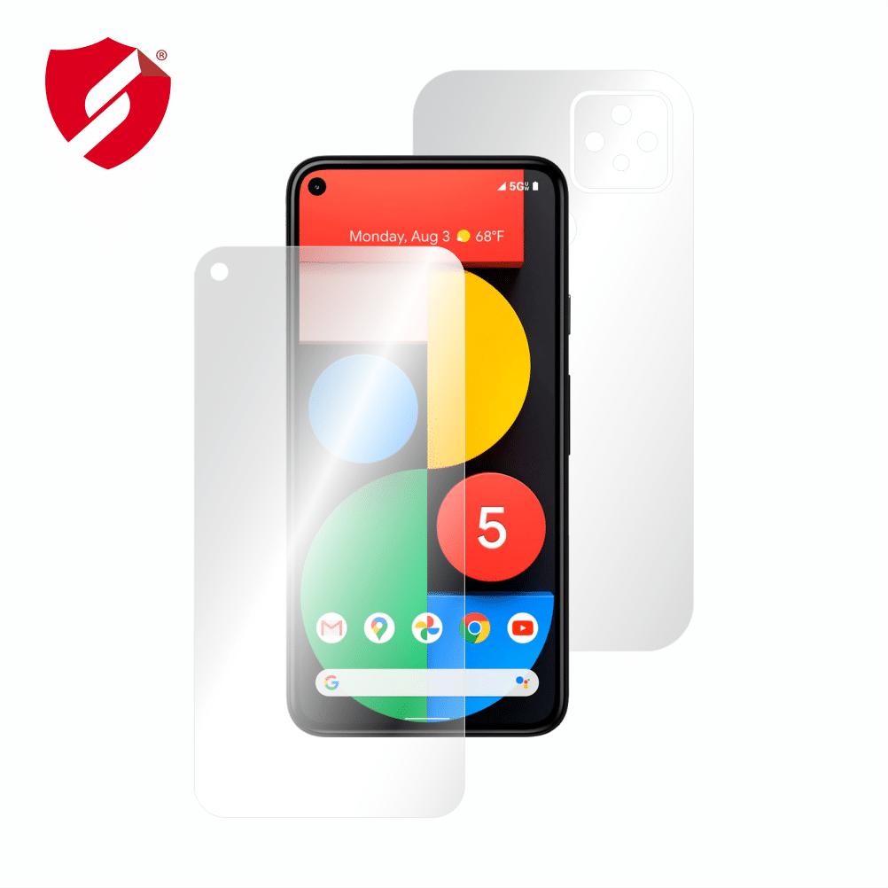 Folie de protectie Smart Protection Google Pixel 5 5G - fullbody-display-si-spate imagine
