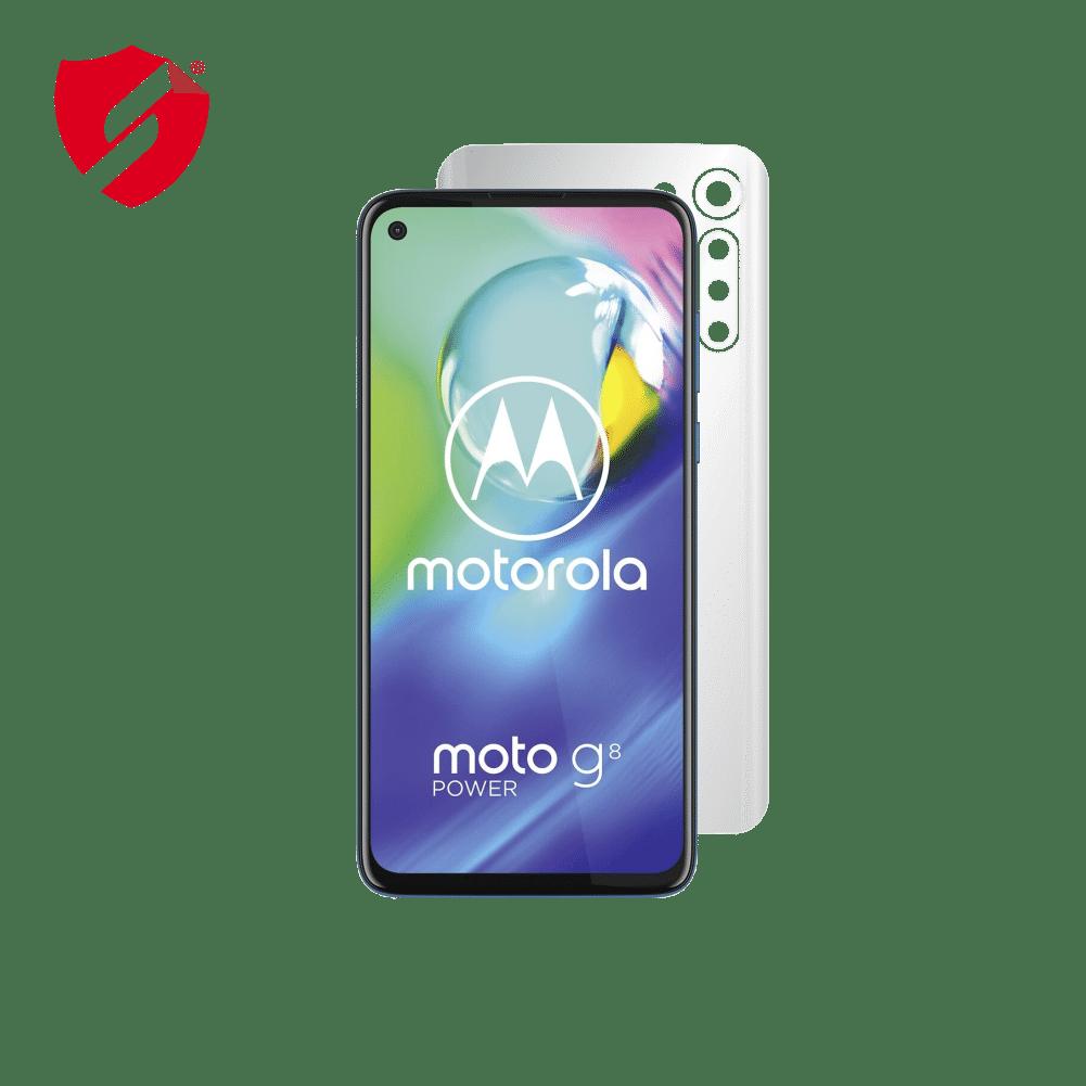 Folie de protectie Smart Protection Motorola Moto G8 Power - doar spate imagine
