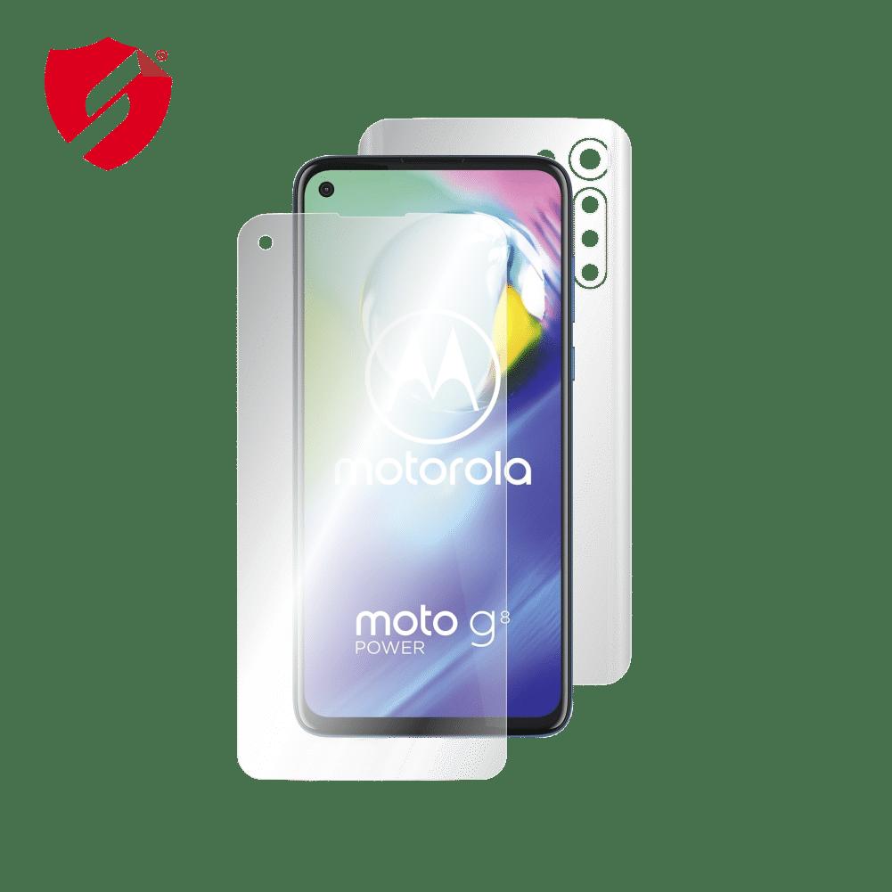 Folie de protectie Smart Protection Motorola Moto G8 Power - fullbody-display-si-spate imagine