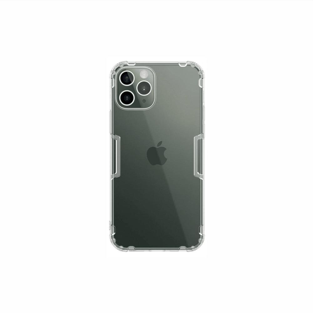 Carcasa Nillkin Nature TPU pentru iPhone 12/ 12 Pro transparenta imagine