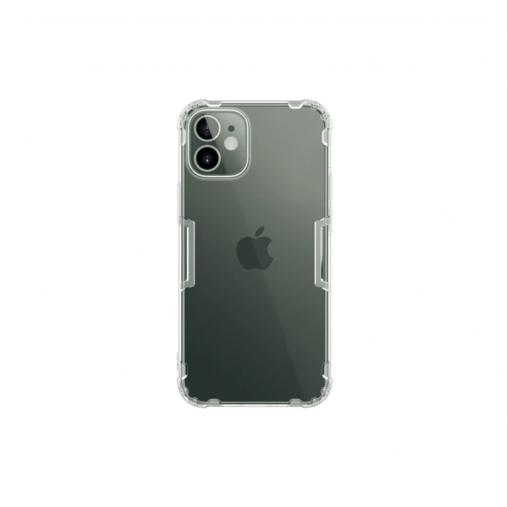 Carcasa Nillkin Nature TPU pentru iPhone 12 mini transparenta imagine