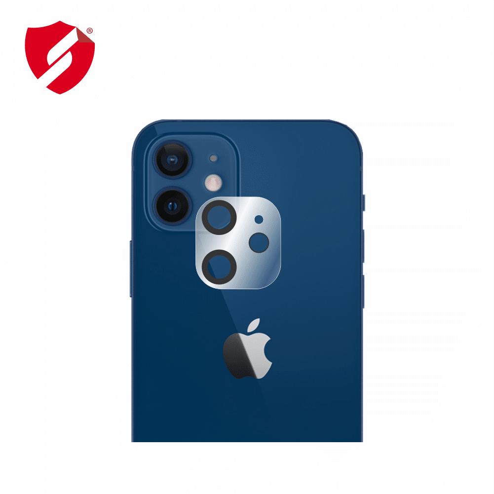 Protectie Smart Protection pentru lentile camera iPhone 12 mini imagine