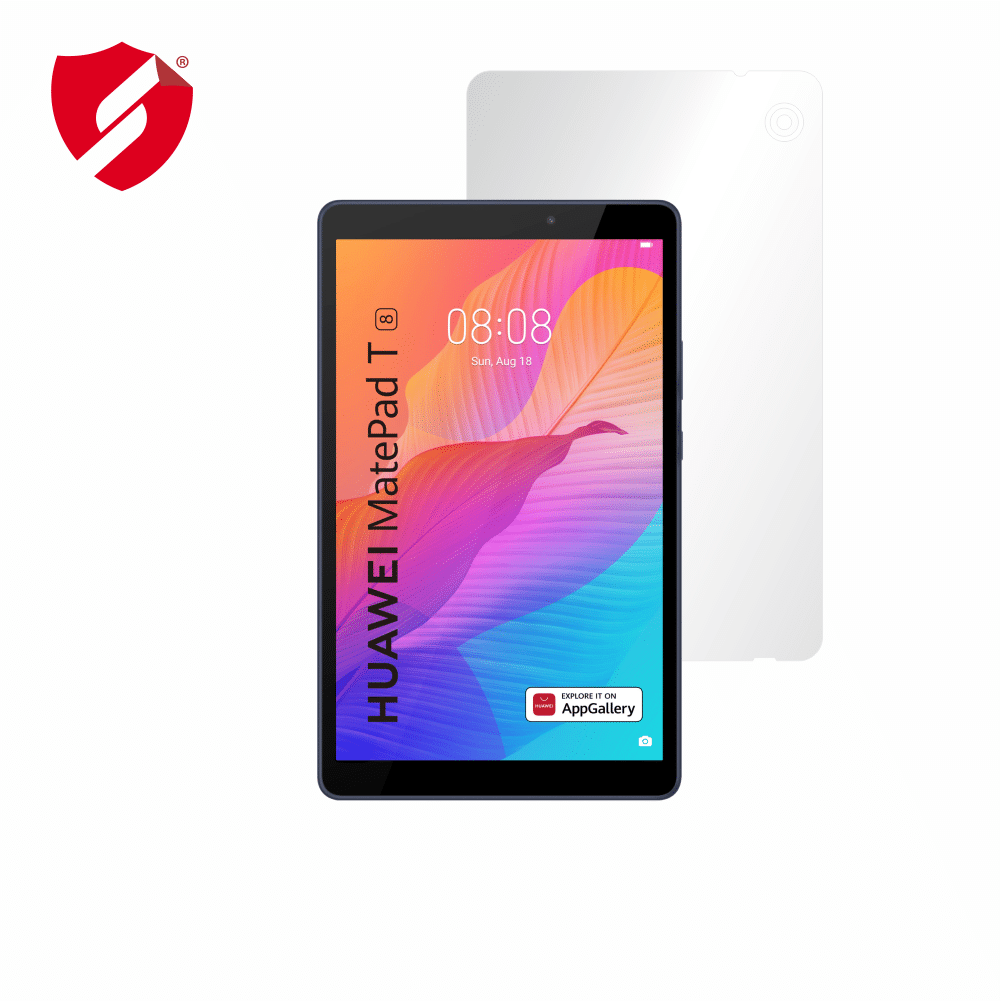 Folie de protectie Smart Protection Huawei Matepad T8 8.0 - doar spate imagine