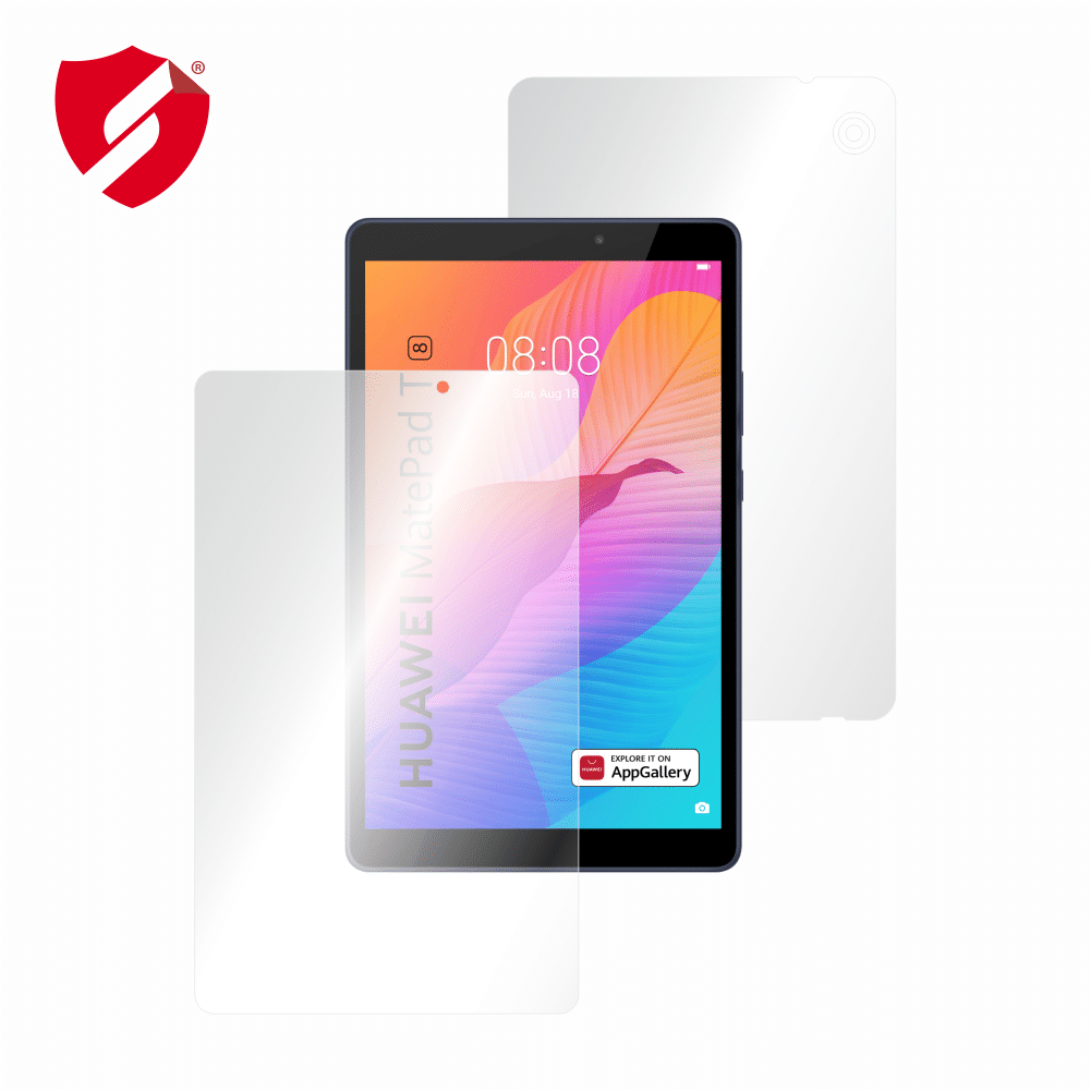 Folie Antireflex Mata Smart Protection Huawei Matepad T8 8.0 - fullbody - display + spate + laterale imagine