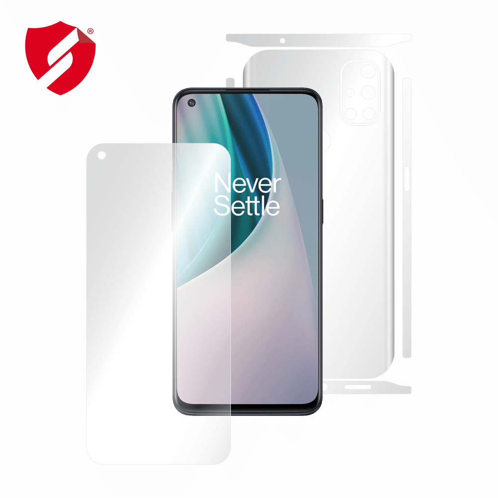 Folie de protectie Smart Protection OnePlus Nord N10 - fullbody - display + spate + laterale imagine
