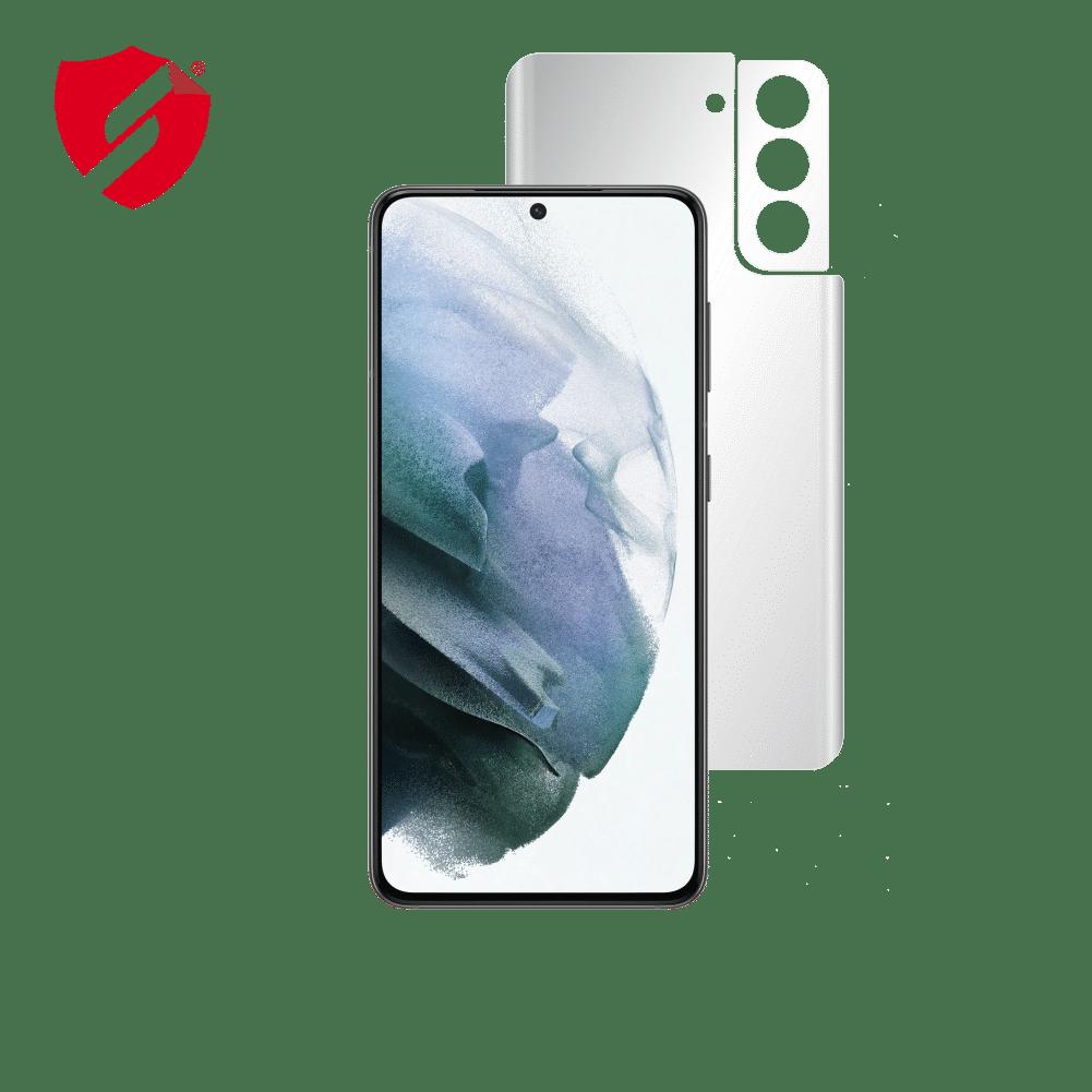 Folie Antireflex Mata Smart Protection Samsung Galaxy S21 5G - doar spate imagine