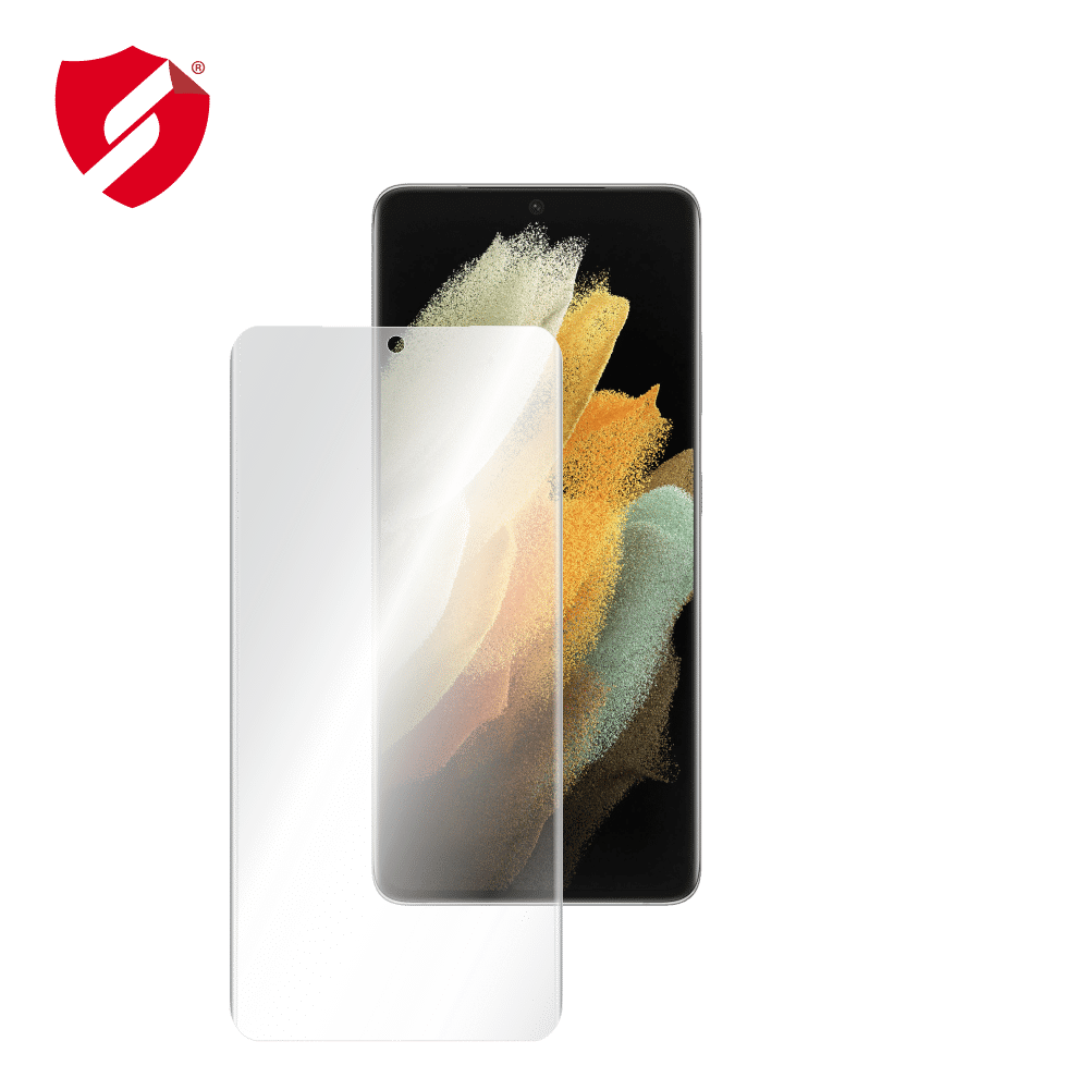 Folie Antireflex Mata Smart Protection Samsung Galaxy S21 Ultra 5G - doar-display imagine