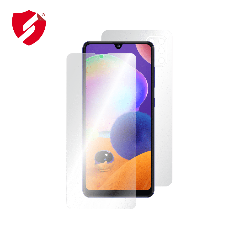 Folie Antireflex Mata Smart Protection Samsung Galaxy A31 - fullbody - display + spate + laterale imagine